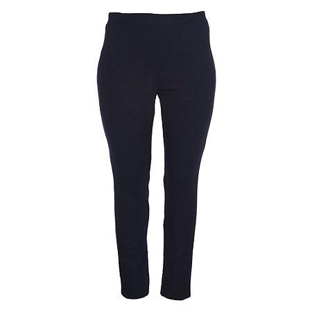 Calça Plus Size Legging Preta Básica