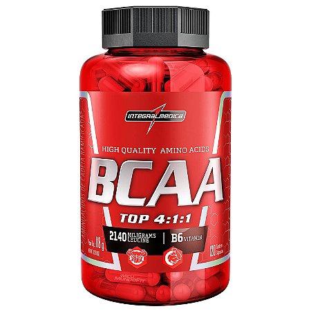 BCAA TOP 4:1:1 - 120 CAPS