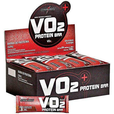 Vo2 Protein Bar 24Un - Integralmédica
