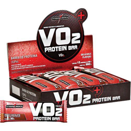 DUPLICADO - Vo2 Protein Bar 24Un - Integralmédica
