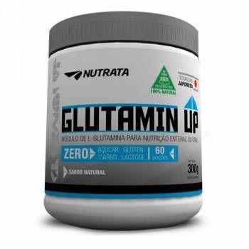 Glutamin Up - 300gr - Nutrata