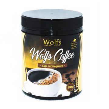 Café Termogênico - 200gr - Wolfs