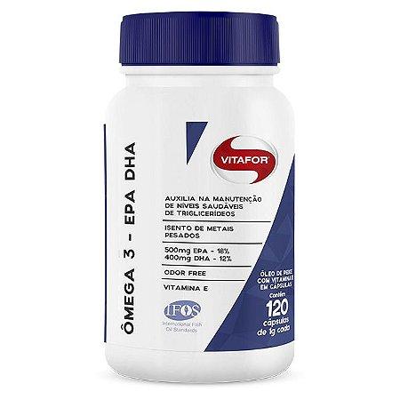 Omegafor 120 Caps - Vitafor