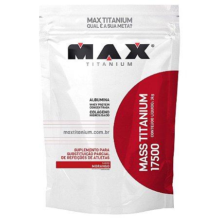 Massa 17500 3 kg Refil - Max Titanium