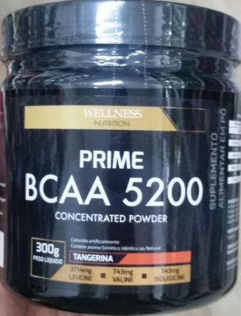 BCAA ULTRA 5200 - 300G - WELLNESS NUTRITION