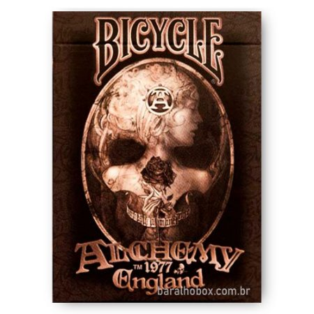 Baralho Bicycle Alchemy England