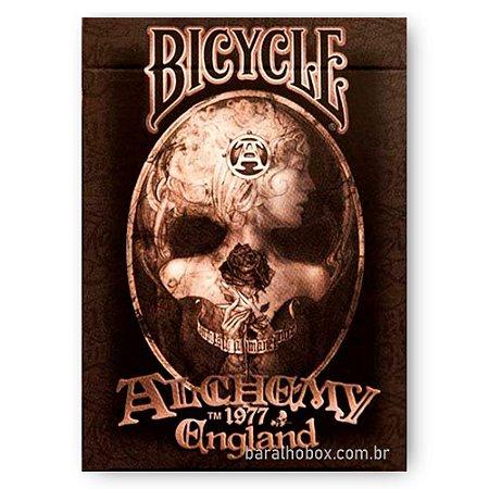 Baralho Bicycle Alchemy England