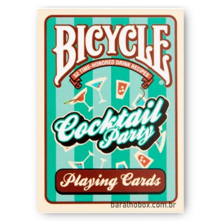 Baralho Bicycle Cocktail Party