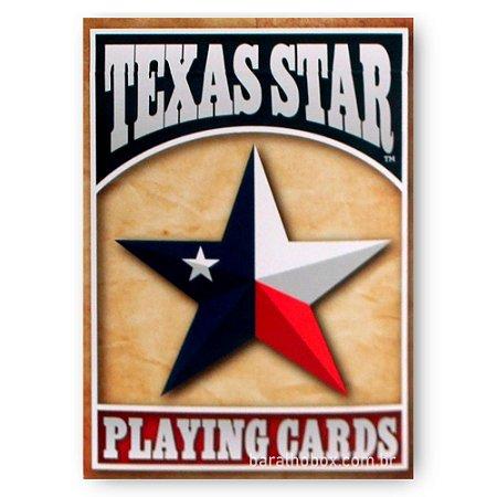 Baralho Bicycle Texas Star