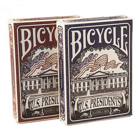 Baralho Bicycle U.S. Presidents