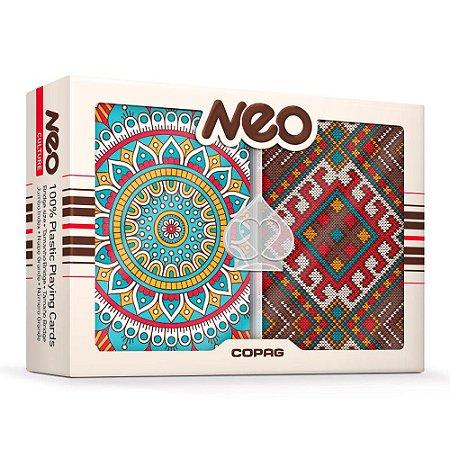 Baralho Copag Neo Culture