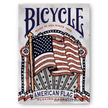 Baralho Bicycle American Flag