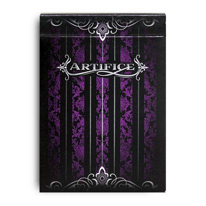 Baralho Artifice Purple