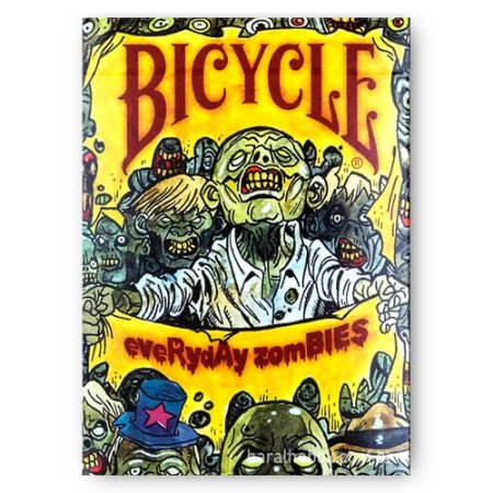 Baralho Bicycle Everyday Zombies