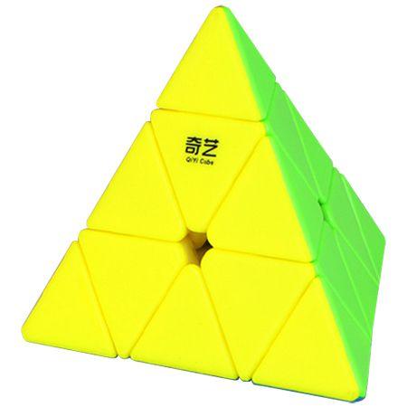 Cubo Mágico Pyraminx Qiyi Qiming Stickerless