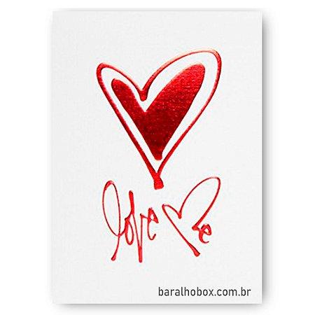 Baralho Love Me