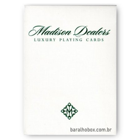 Baralho Madison Dealers