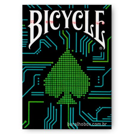 Baralho Bicycle Dark Mode