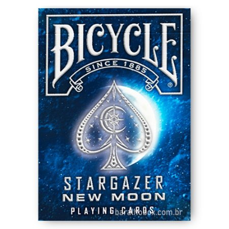 Baralho Bicycle Stargazer New Moon