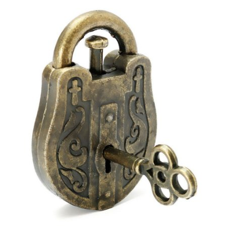 Cast Puzzle Metal - God Lock