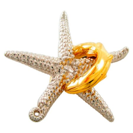 Cast Puzzle Metal - Starfish