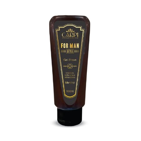 Gel Shave Barba - For Man - 100ml