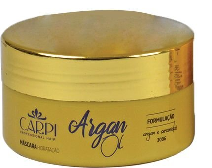 Máscara - Argan Oil - 300g