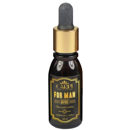 Óleo - For Man - 30ml
