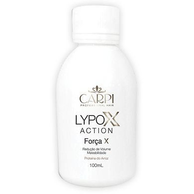 LYPO X Action Força Progressiva CARPI - 100-ML