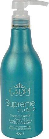 Shampoo para Cachos - Supreme curls - 500ml