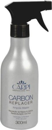 Ampola Master Carbon Replacer 300ML