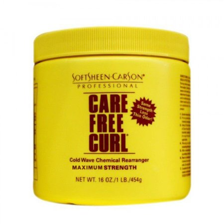 Rearranger Care Free Curl Soft Sheen Super 400g
