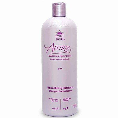 Avlon Affirm Normalizing Shampoo Neutralizante  950ml