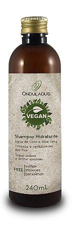 Shampoo Hidratante Vegan 240ml