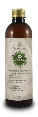 Hidratante Intensivo Vegan 240ml