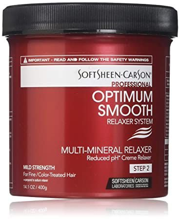 Optimum Relaxer Multi-mineral Professional Regular 400g