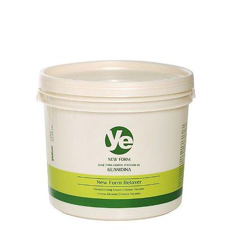 Yellow Ye New Form Relaxer Massa Guanidina 1,8kg