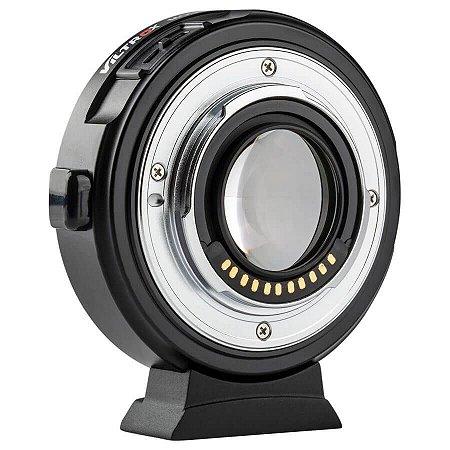 Adaptador Para Lente Canon Viltrox EF-M2 II