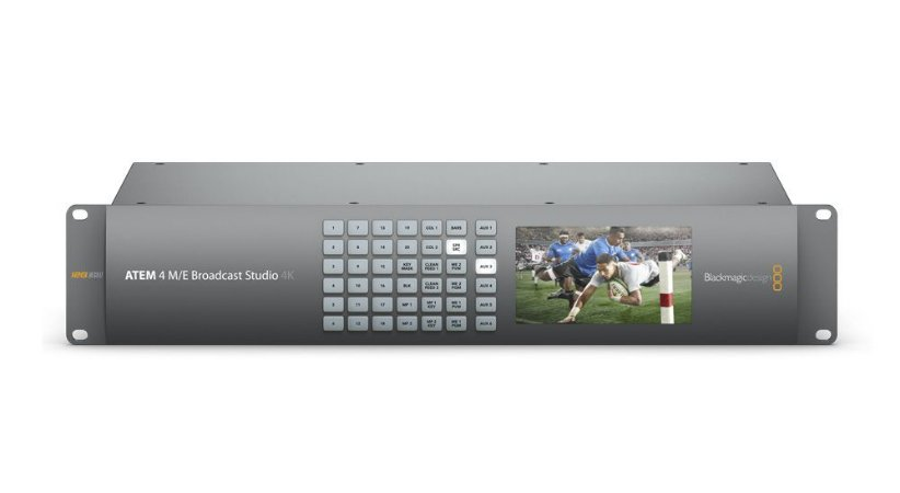 Switcher Blackmagic Design ATEM 4 M/E Broadcast Studio