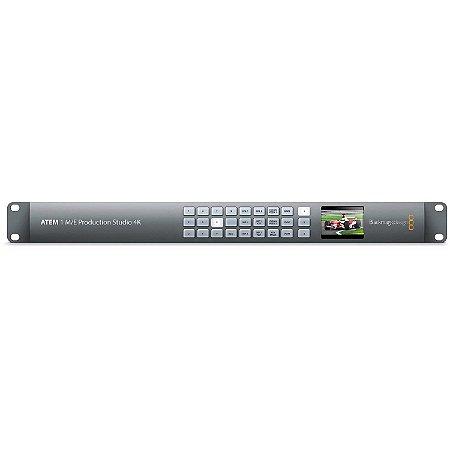 Switcher Blackmagic Design ATEM 1 M/E Production Studio 4K
