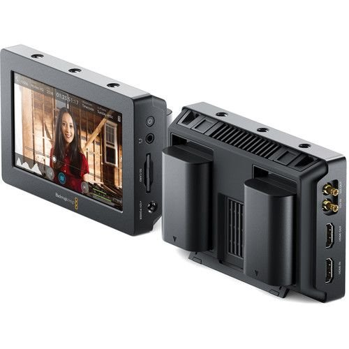 "Monitor e Gravador Blackmagic Design Video Assist 5"" HDMI/6G-SDI"