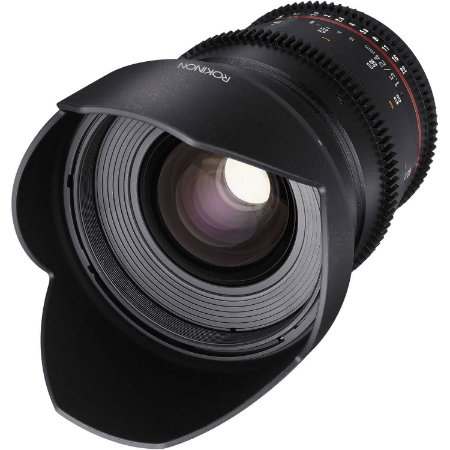 Lente Rokinon 24mm T1.5 Cine DS para Canon EF