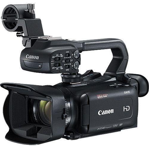 Câmera Canon XA-11 Full HD - HDMI e Composto
