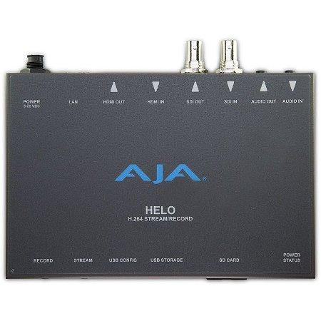 Encoder de Streaming AJA HELO H.264