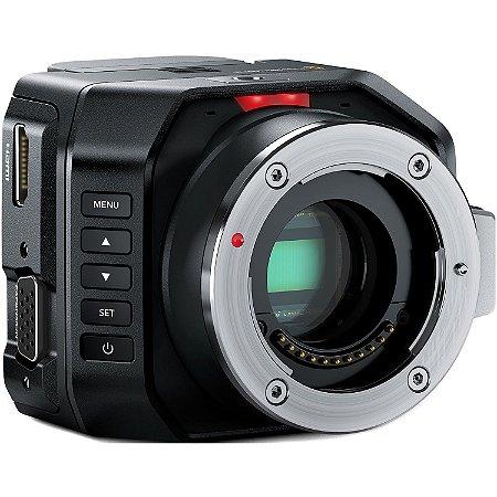 Micro Câmera Blackmagic Design Studio 4K