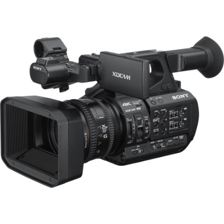 """Câmera Sony PXW-Z190 4K 3-CMOS 1/3"""" Sensor XDCAM"""