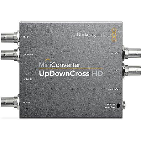 Mini Conversor Blackmagic Design UpDownCross HD
