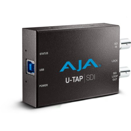 Placa de Captura AJA U-TAP SDI USB 3.0