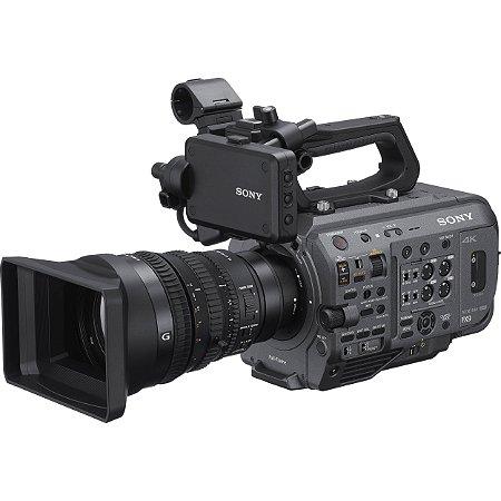 Câmera Sony PXW-FX9VK XDCAM 6K Full-Frame + Lente 28-135mm f/4 G OSS