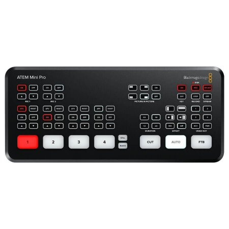 Switcher Blackmagic Design ATEM Mini Pro